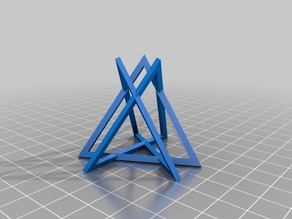 OpenSCAD Triangle Pattern Experiment
