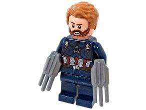 lego claw-shields