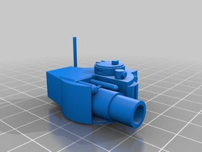 leman russ replacement turret