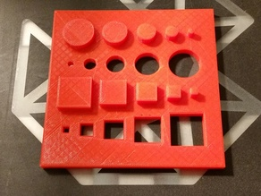 Print dimensions check