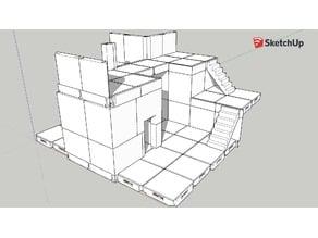 Modular Dungeon Tiles (WIP)