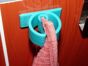 Towel horse