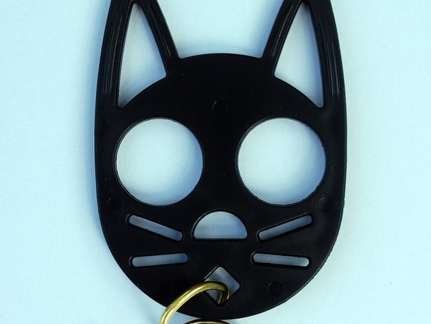 Comments For Black Cat Self Defense Keychain By Mentalist