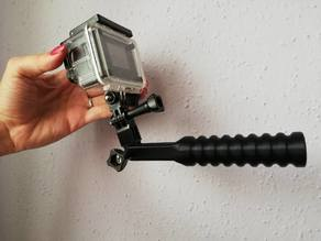 Grip for action camera HD 1080P