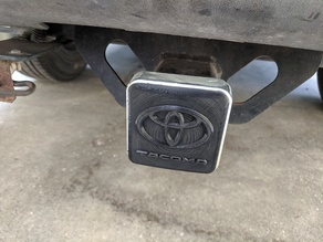Toyota OEM Style Trailer Hitch Cover / Plug