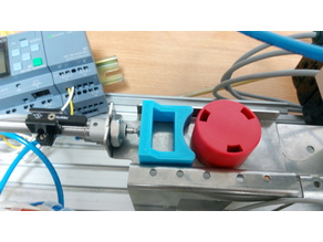 Festo move tool for air piston
