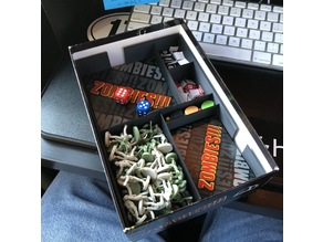 Organizer Tray for Zombies!!! Board Game