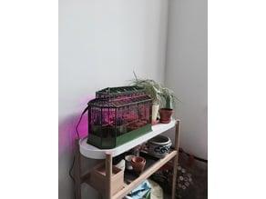Tall Greenhouse