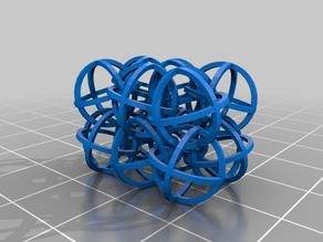 My Customized Spherical Meso Material