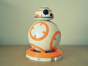 BB-8 stand