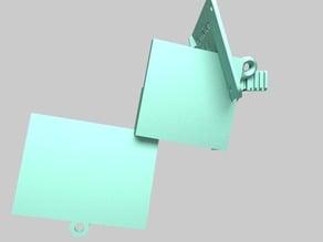 Simple R2D2 testprint cube