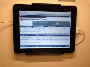 Orignal iPad Wall Mount