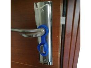 Door Lock Disable Accessory