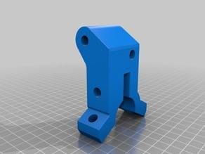 mpcnc lowrider adjustable y axis rollers