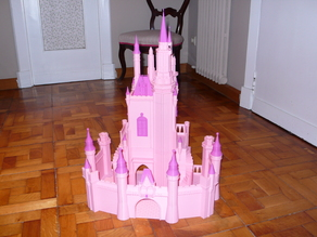 Princess Castle (a huge job)