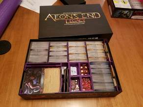 Aeon's End Legacy Box Storage Insert