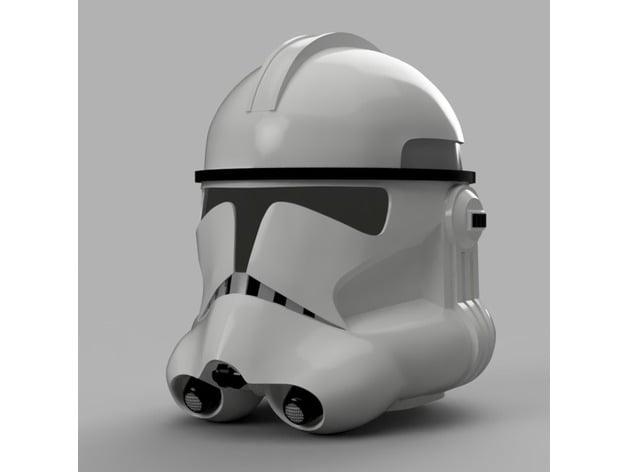 Origami Stormtrooper | 472x628