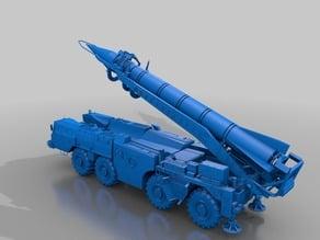 skud missile launcher