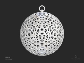 Christmas Baubles - P2039