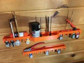 TEMPO Mk. 1 - TEstors Modular Paint Organizer