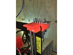 Prusa MK3 Clip-On Tool Holder