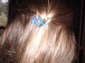 Thin Hair Clip / Pin