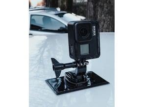 GoPro Vertical Frame