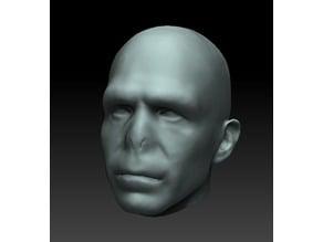 Voldemort's Head (Remixed)