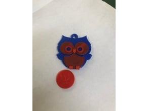 owl coin