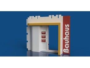Playmobil: Bauhaus Apartment v3 - connection