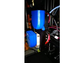 Petsfang cooler vertical 5015 fan cover