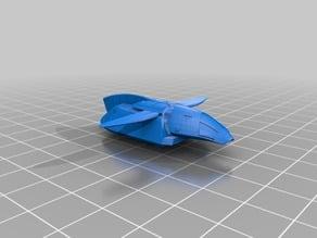 Firefly Shuttle, Wings Deployed