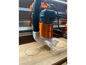 Dust Shoe Remix for RS-CNC