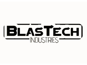 Star Wars BlasTech Industries Logo 3D STL