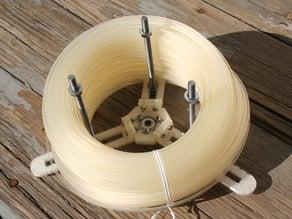 filament spool holder - triangle frame
