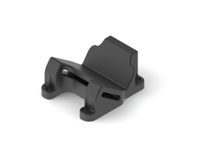QAV-R GoPro Mount (25°, 35° and 45° STLs included)