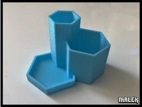 hexagonal penholder v1