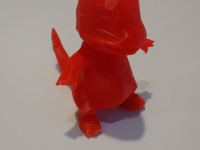 High-Poly Charmander