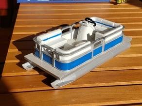 Pontoon Boat (modified)