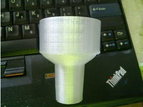 Customizable standard taper joint Buchner funnel