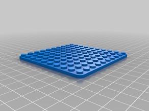 10x10 lego base plate