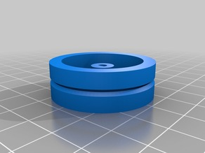 My Customized wheel for silicone tyres