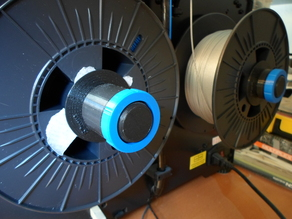 CTC, Flashforge Spulenhalter Schraubring / Spoolholder Lockring