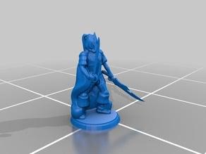 DnD Elves DesktopHero3D