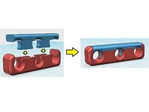 Spark plug wire separator (8mm wire, 2, 3, 4, 5, 6 wires)