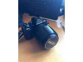 Olympus 40-150 lens hood