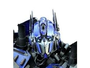 Optimus Prime Helmet