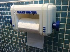 Dévidoir papier toilette