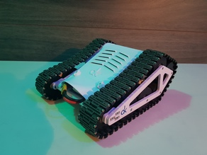 RC Tank Cover