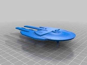 Star Trek Lor'vela class 1:2000